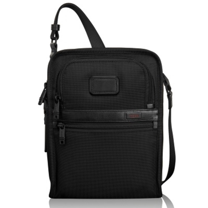 Picture of Tumi Alpha 2 Organizer Travel Tote - Black
