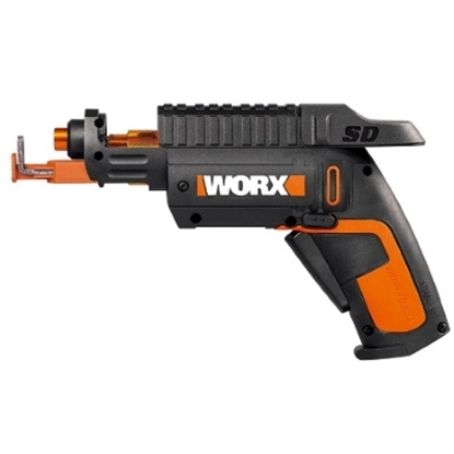 Picture of WORX SD SemiAutomatic Driver with Screwholder Attachment