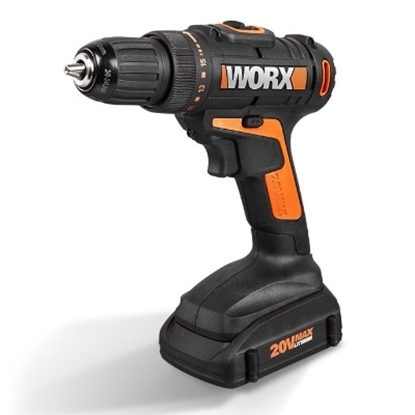 Picture of WORX 20V Lithium-Ion Drill/Driver with One Battery