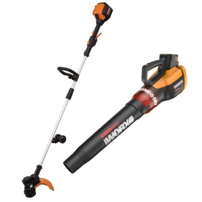 Picture of WORX 56V Cordless 2-Piece Combo Kit