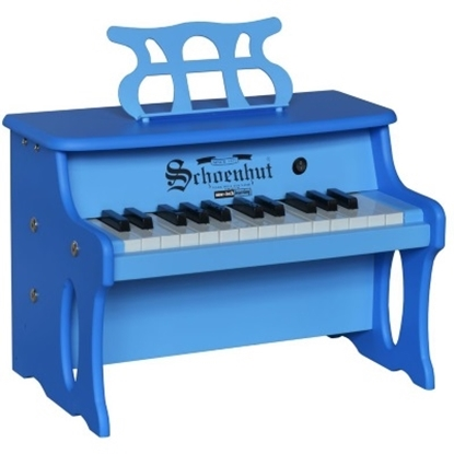 Picture of Schoenhut 25-Key Digital Table Top Piano - Blue