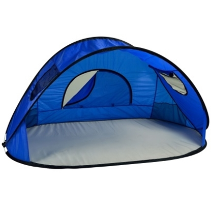 Picture of Picnic at Ascot™ Beach Shelter for Two - Royal Blue