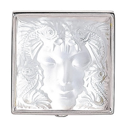 Picture of Lalique Arethuse Brooch - Clear Crystal
