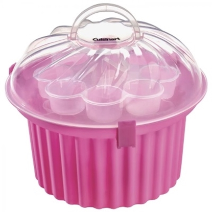 Picture of Cuisinart® Cupcake-Shaped Carrier - Pink