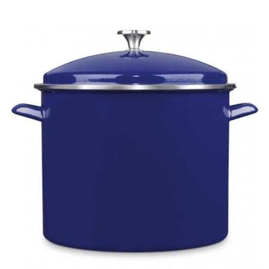 Picture of Cuisinart Chef's Classic 16-Qt. Stockpot with Lid - Blue