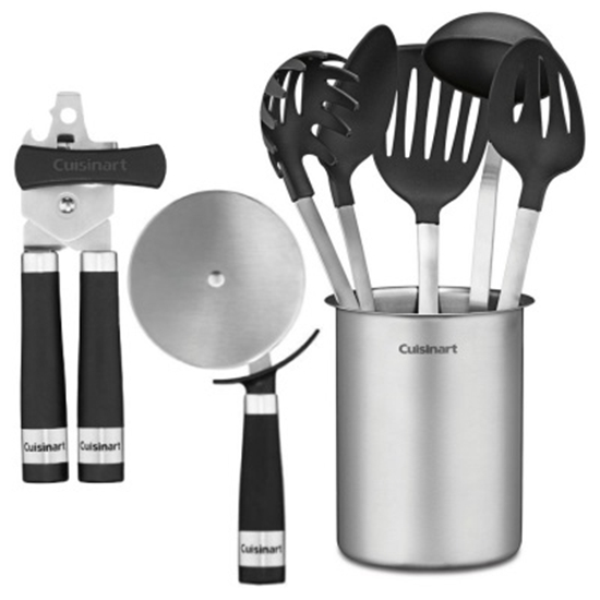 Picture of Cuisinart® Crock with Barrel Handle Tools & Bonus Gadgets