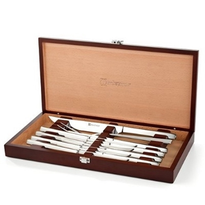 Picture of Wusthof 10-Piece Presentation Steak/Carving Set