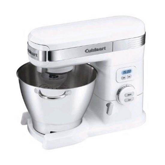 Picture of Cuisinart® 5.5-Quart Stand Mixer -White