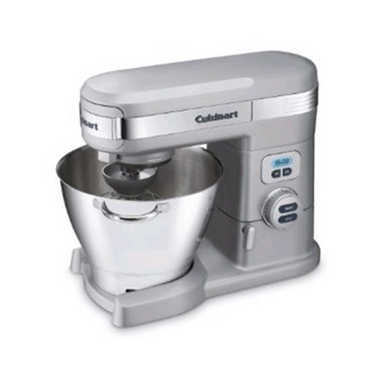 Picture of Cuisinart® 5.5-Quart Stand Mixer - Chrome