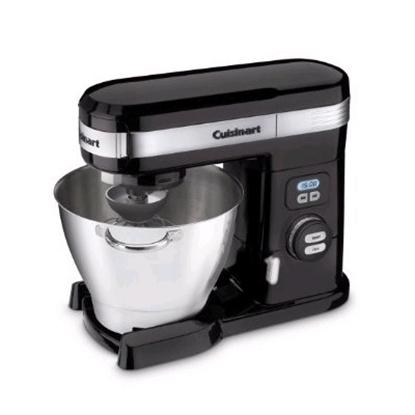 Picture of Cuisinart® 5.5-Quart Stand Mixer - Black