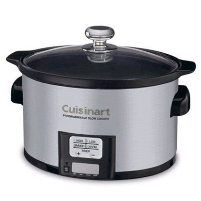 Picture of Cuisinart® 3.5-Quart Stainless Steel Slow Cooker