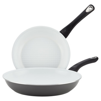 Picture of Farberware® Purecook 9.25'' & 11.5'' Skillets - Gray