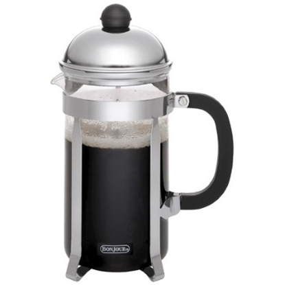 Picture of BonJour® 8-Cup Monet Stainless Steel French Press
