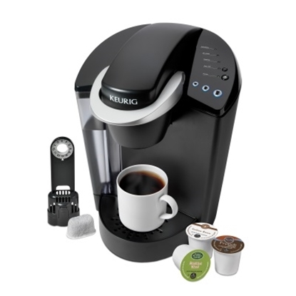 Picture of Keurig® K55 Brewing System with K-Cups® and Travel Mug