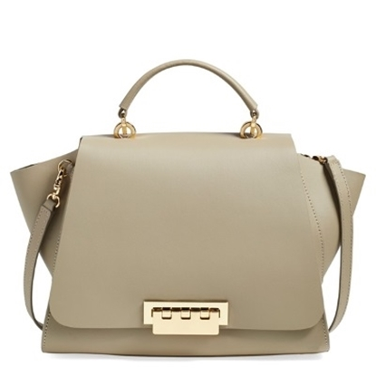 Picture of Zac Posen Eartha Iconic Soft Top Handle - Beige