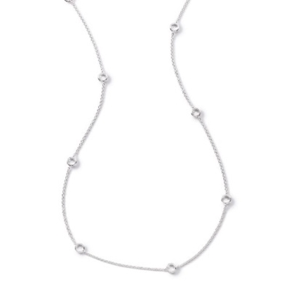 Picture of Ippolita 925 Rock Candy Long Stone Station Necklace - Quartz