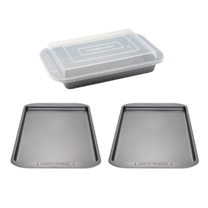 Picture of Farberware® Cake & Cookie Pan Set