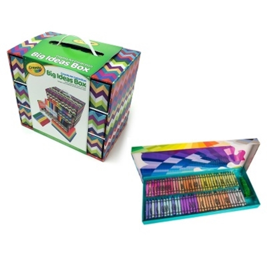 MileagePlus Merchandise Awards. Crayola® Big Color Set