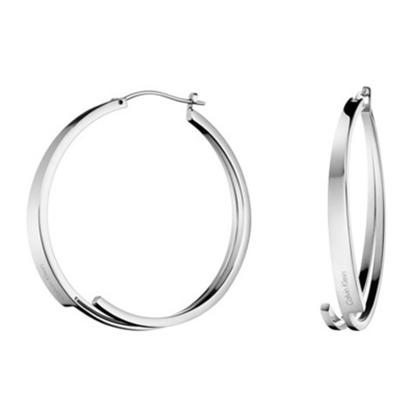 Picture of Calvin Klein Beyond Stainless Steel Hoop Earrings