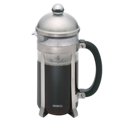 Picture of BonJour Maximus 8-Cup French Press - Brushed Stainless Steel