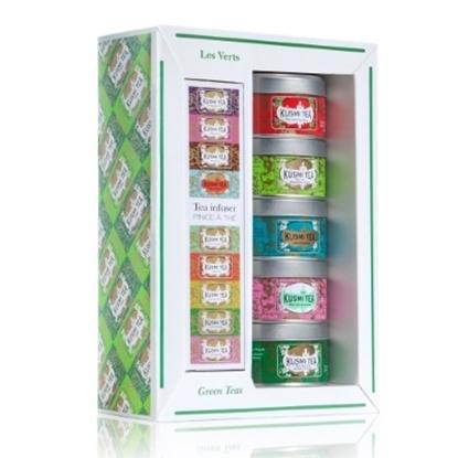 Picture of Kusmi Tea Green Teas Gift Set