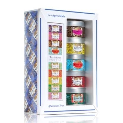 Picture of Kusmi Tea Afternoon Teas Gift Set