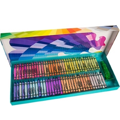 Picture of Crayola Art Collection: 72 Crayon Set