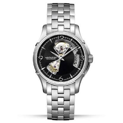 Picture of Hamilton Men's XL Jazzmaster Open Heart Auto Steel Watch