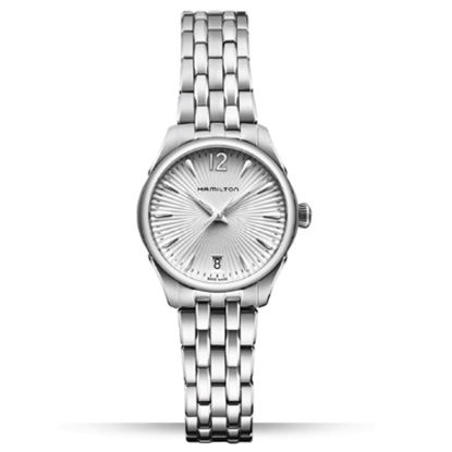 Picture of Hamilton Jazzmaster Lady Quartz Stainless Steel Watch