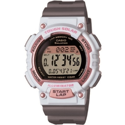 Picture of Casio Tough Solar Illuminator Women's Runner Watch - Grey