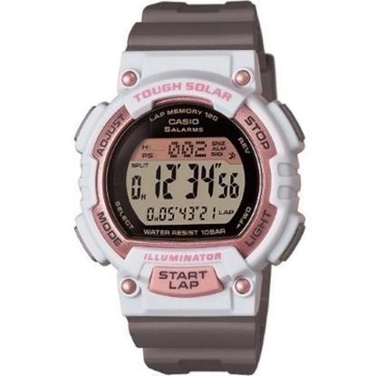 Picture of Casio Tough Solar Illuminator Women's Runner Watch - Grey