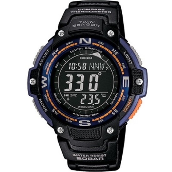 Picture of Casio Twin Sensor Compass/Thermometer Sport Watch