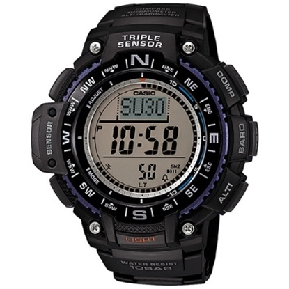 Picture of Casio Triple Sensor Black Digital Sport Watch