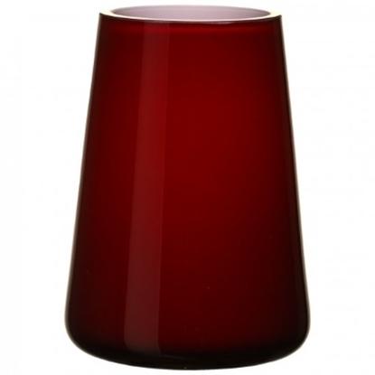 Picture of Villeroy & Boch Numa Mini Vase - Deep Cherry