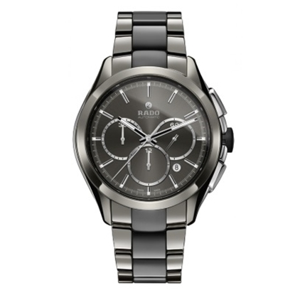 Picture of Rado Hyperchrome Chrono Ceramic Men's Watch - Black