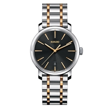 Picture of Rado DiaMaster XL Two-Tone Stainless Steel Men's Watch