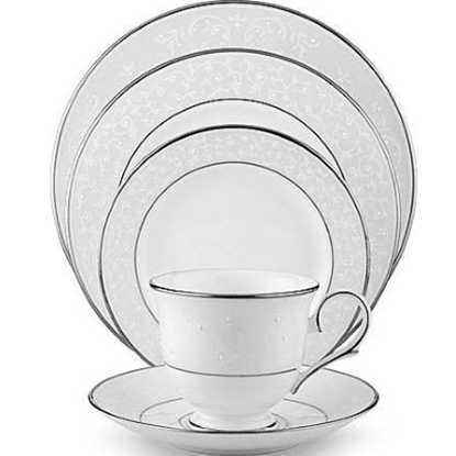 Picture of Lenox Opal Innocence 20-Piece Dinnerware Set
