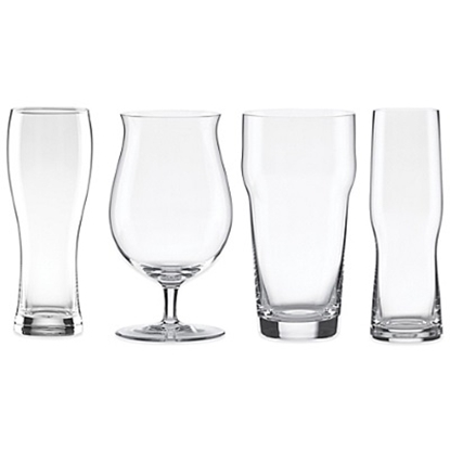 Picture of Lenox Tuscany Classics® Assorted Beer Glass Set