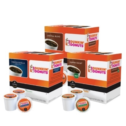 Picture of Keurig® Dunkin' Donuts® 80PC K-Cup® Variety Pack