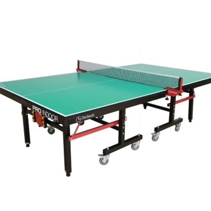 Picture of Garlando Pro Indoor Table Tennis Table with Paddles and Balls