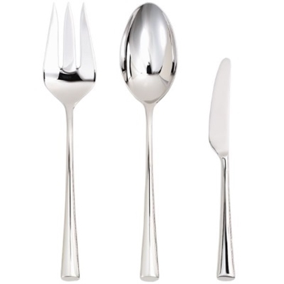 Picture of Dansk Bistro Café 3-Piece Serving Set