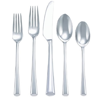 Picture of Dansk Bistro Café 20-Piece Flatware Set