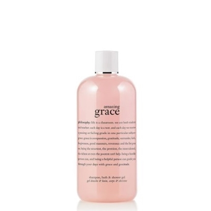 Picture of Philosophy Amazing Grace Shower Gel - 16oz.