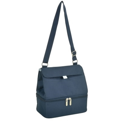 Picture of Picnic at Ascot™ Lunch Cooler - Blue