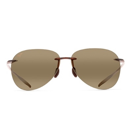 Picture of Maui Jim® Sugar Beach Sunglasses - Rootbeer/HCL Bronze