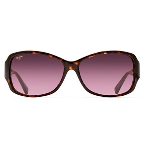 Picture of Maui Jim® Nalani Sunglasses - Dark Tortoise/Maui Rose