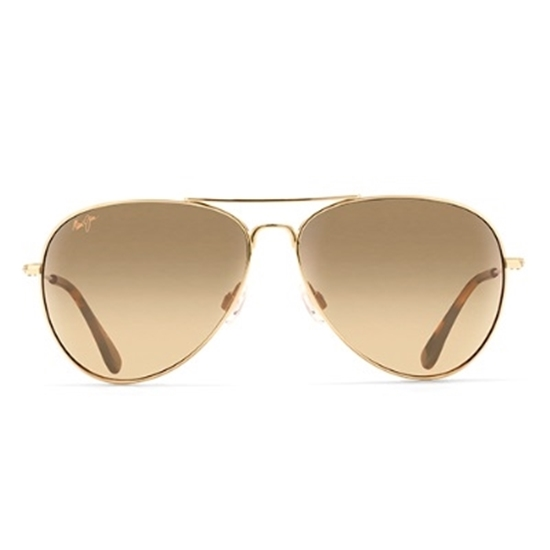 Picture of Maui Jim® Mavericks Sunglasses - Gold/HCL Bronze