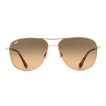 Picture of Maui Jim® Cliff House Sunglasses - Gold/HCL Bronze