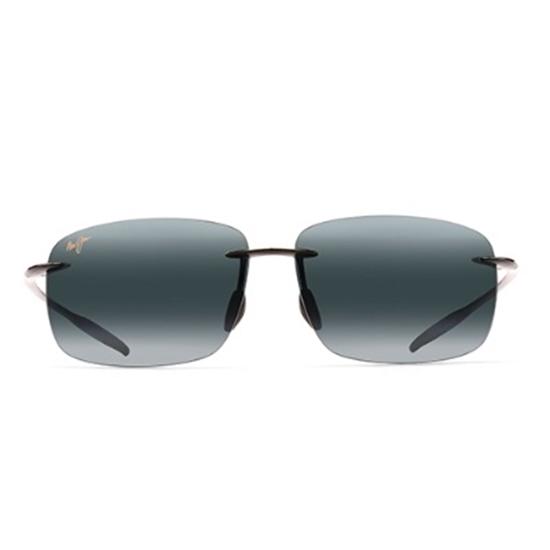 Picture of Maui Jim® Breakwall Sunglasses - Gloss Black/Grey