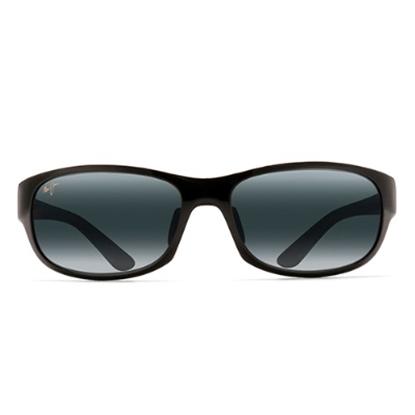 Picture of Maui Jim® Twin Falls Sunglasses - Gloss Black Fade/Grey